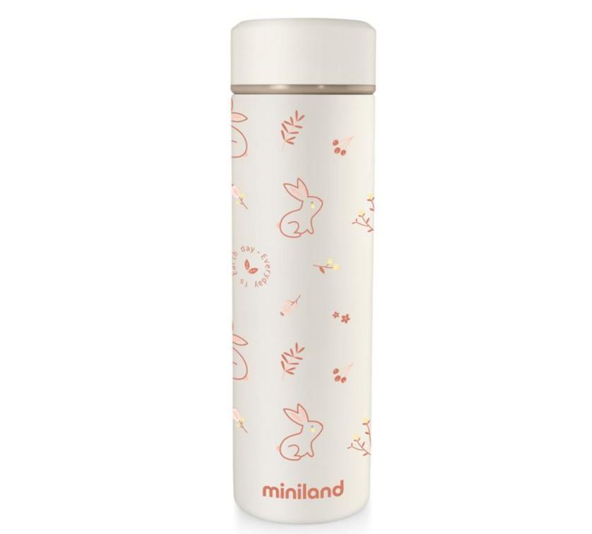 Miniland - Baby - Thermos Konijn 450