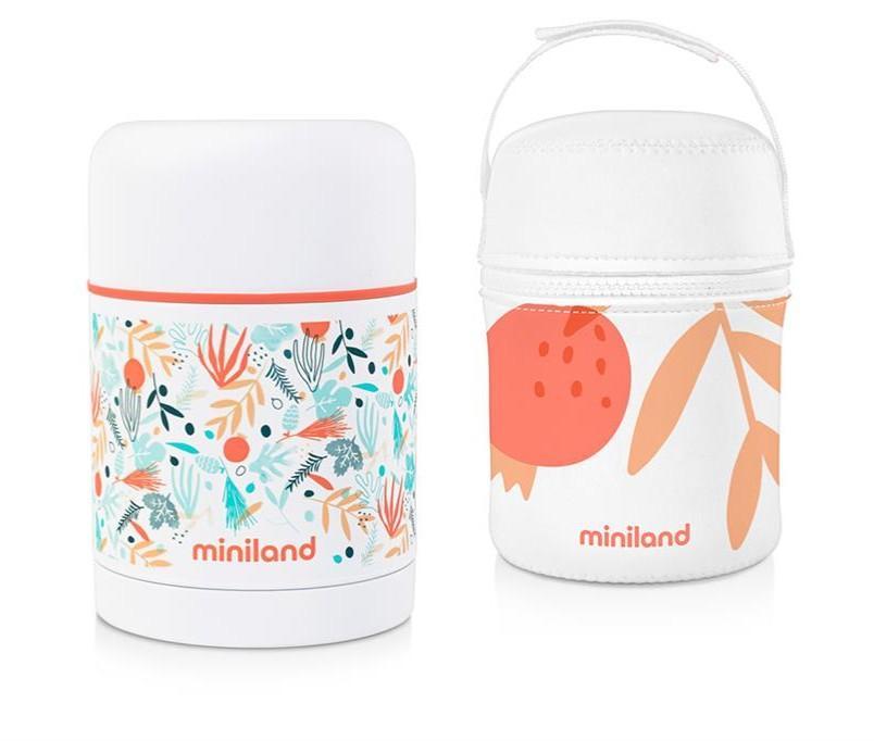 Miniland - Baby - Voedselthermos 600