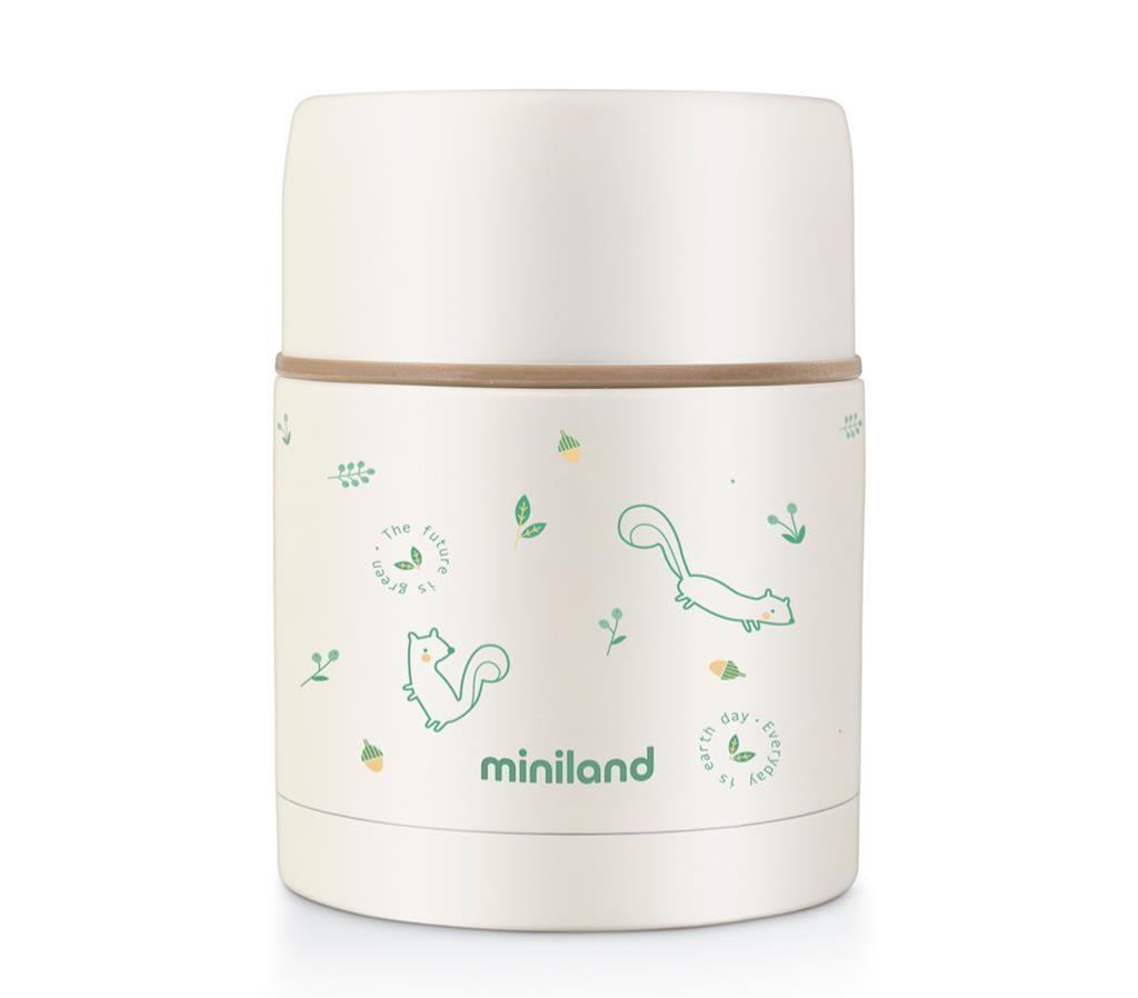 Miniland - Baby - Voedselthermos Eekhoorn 600