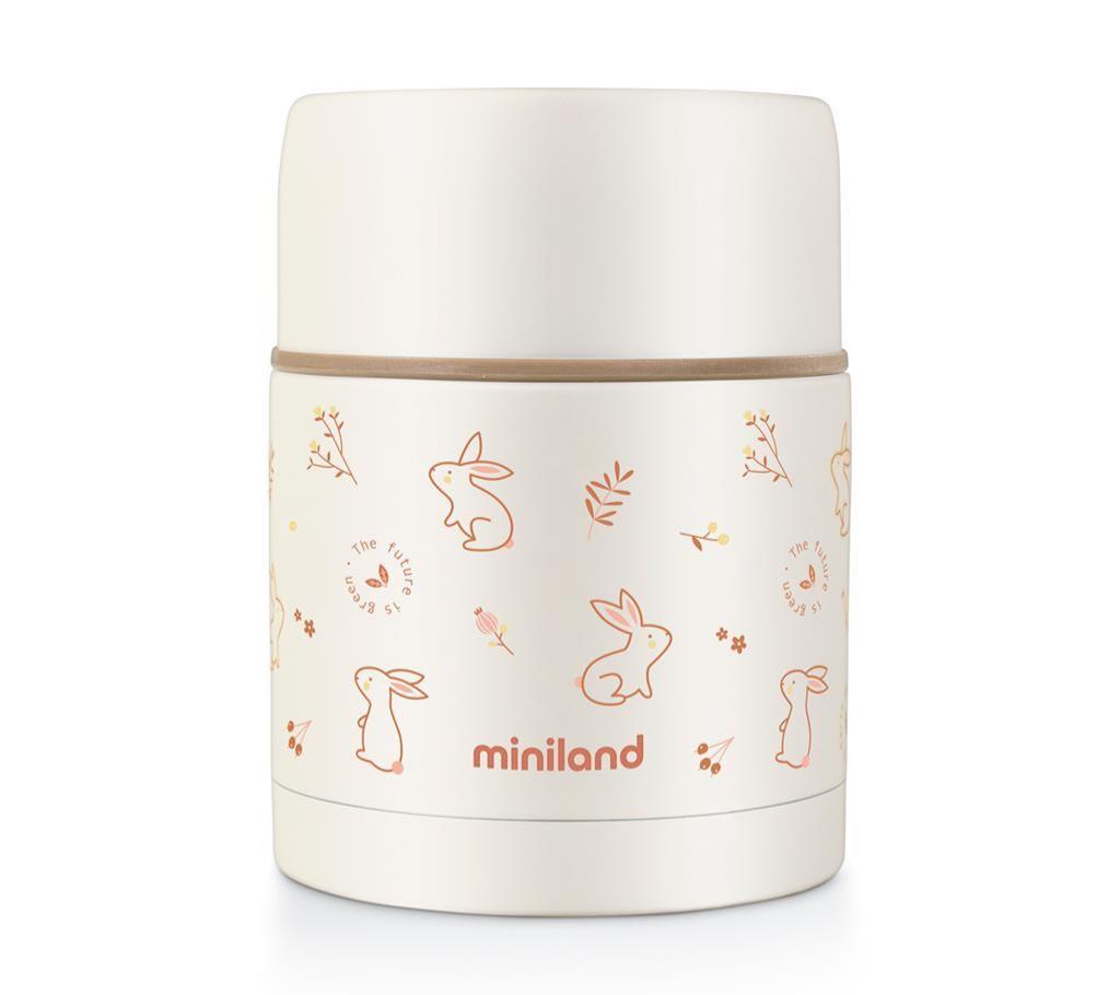 Miniland - Baby - Voedselthermos Konijn 600