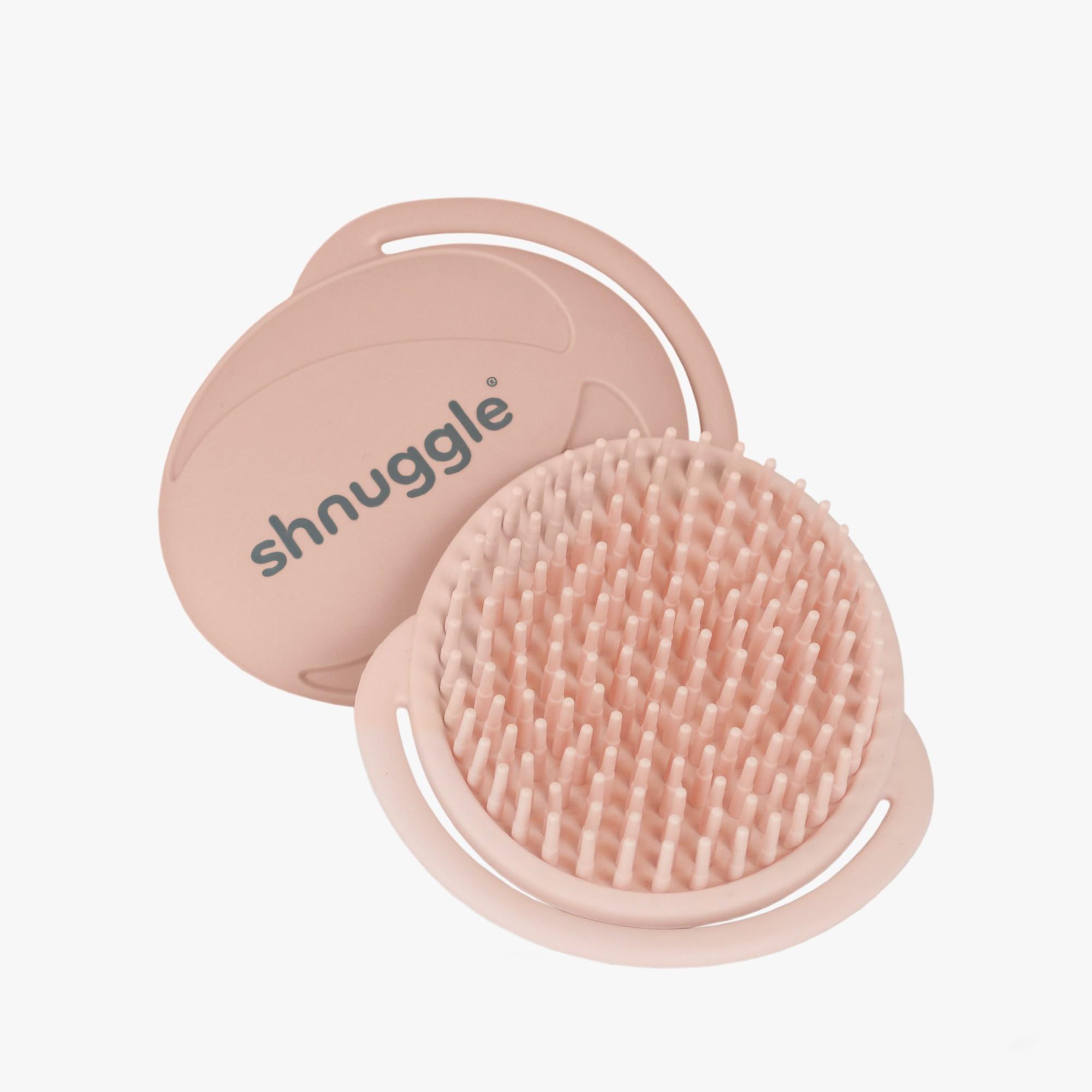 Shnuggle - Baby Bad Borstel Pink