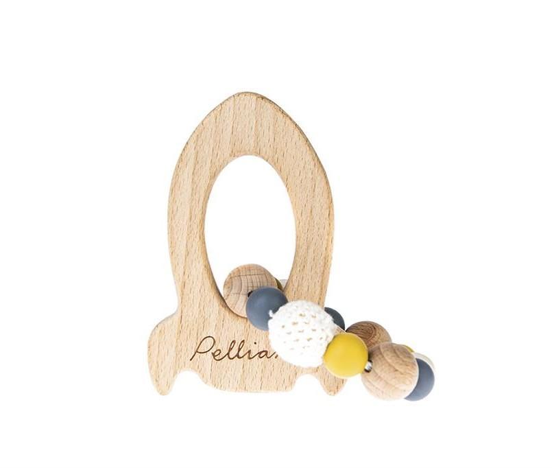 Pellianni - Bijtring: Raket Geel, 1+