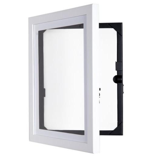 MyLittleDaVinci - Storage Frame A4 White