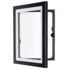 MyLittleDaVinci - Storage Frame A4 Black