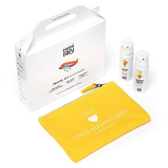 Linea Mammababy - Baby Sun travel kit