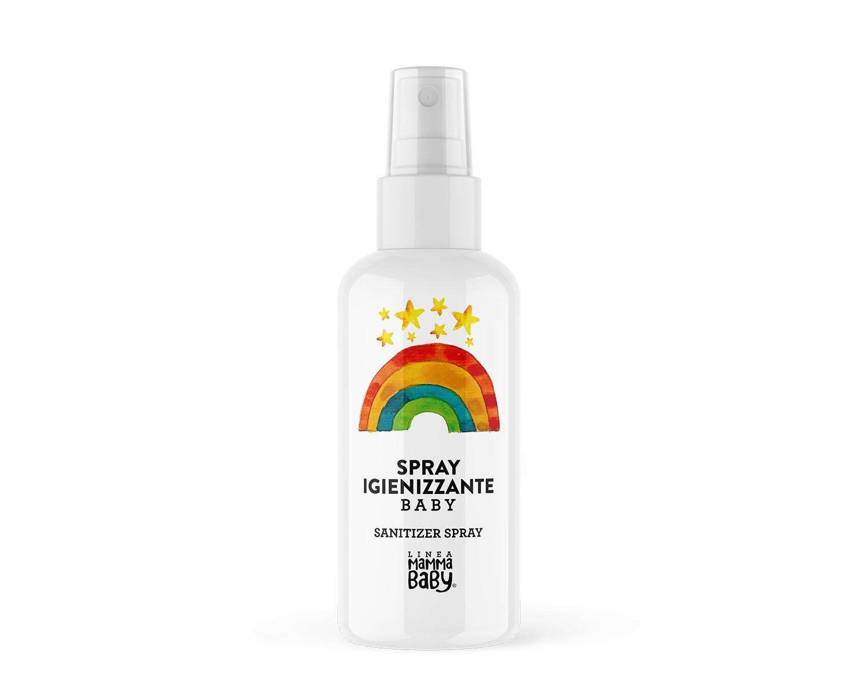 Linea Mammababy - Hand Sanitizing Spray