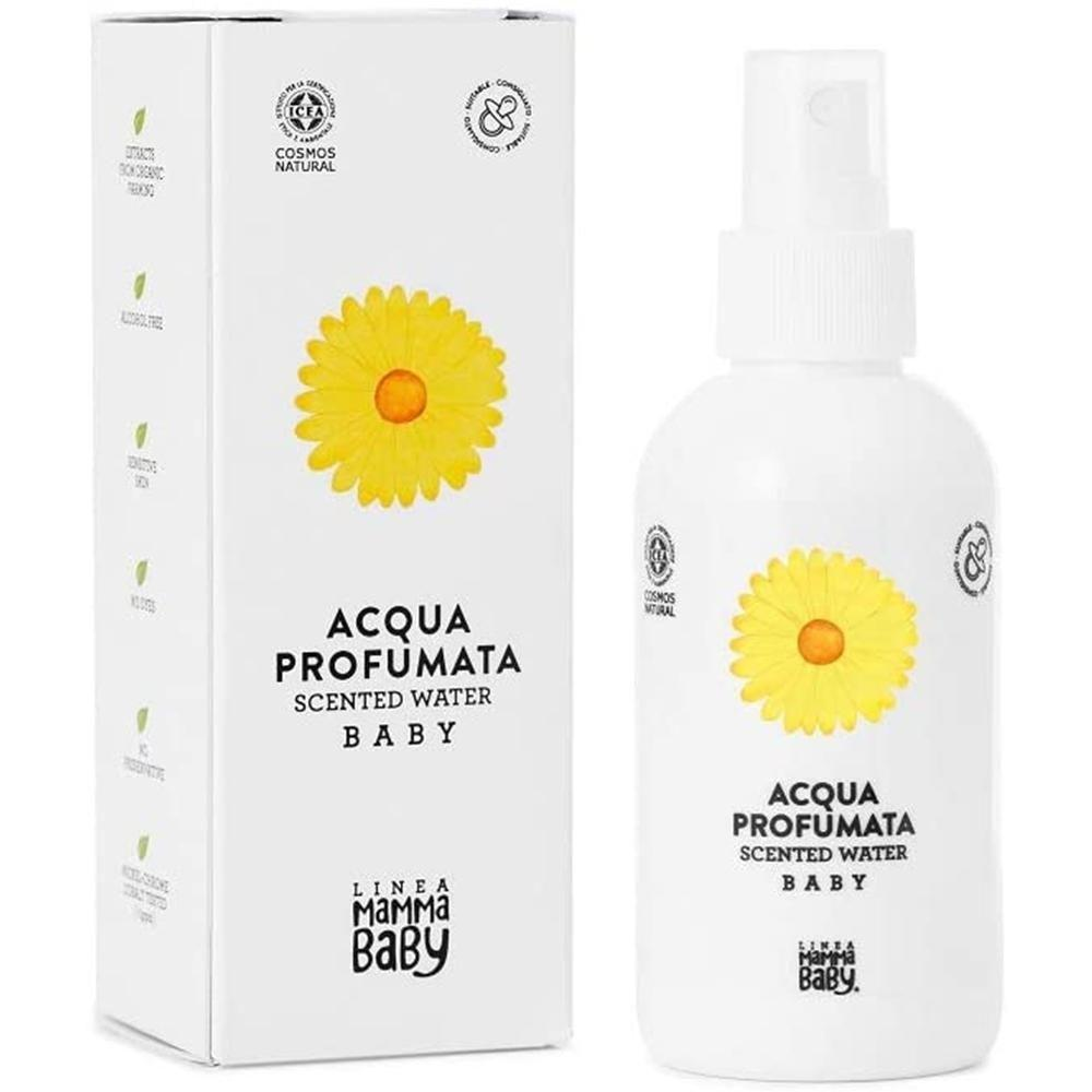 Linea Mammababy - Scented Baby Water spray 150ml
