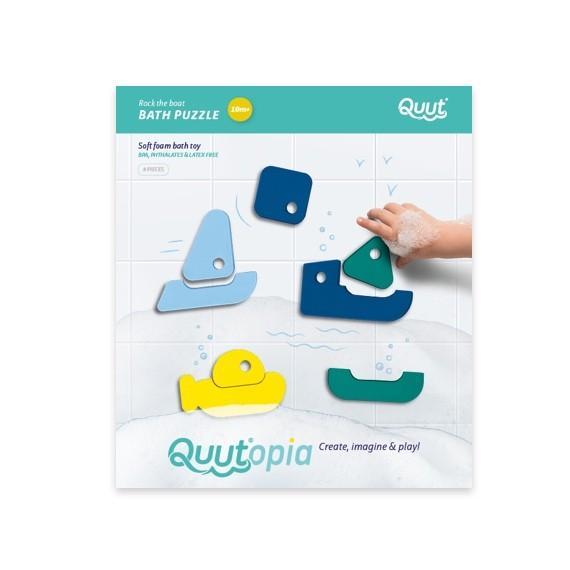 Quutopia - bath puzzle Rock The Boat