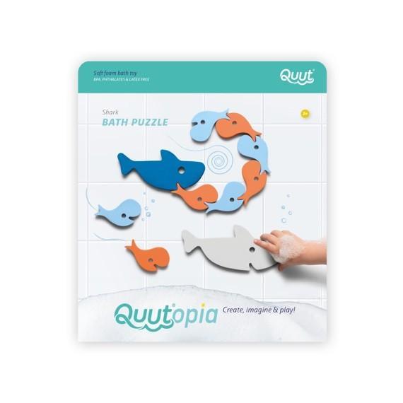 Quutopia - bath puzzle Shark