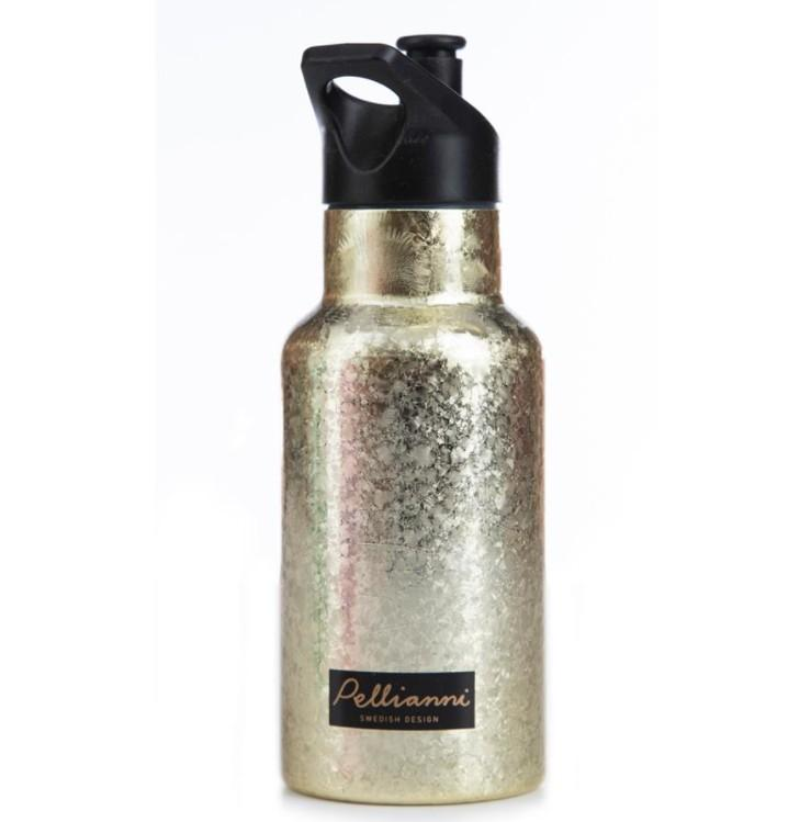 Pellianni - Isolatiewaterfles Goud 350ml