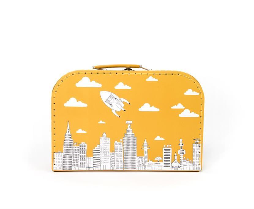 Pellianni - Koffer: City Oker, 1+