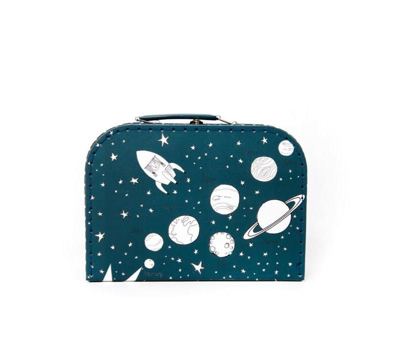 Pellianni - Koffer: Space Nachtblauw, 1+
