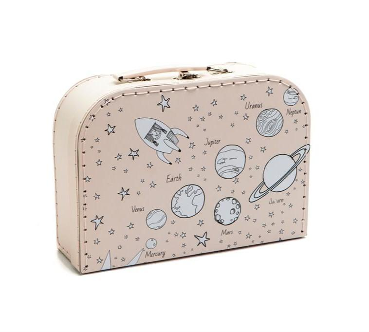 Pellianni - Koffer: Space Poederroos, 1+