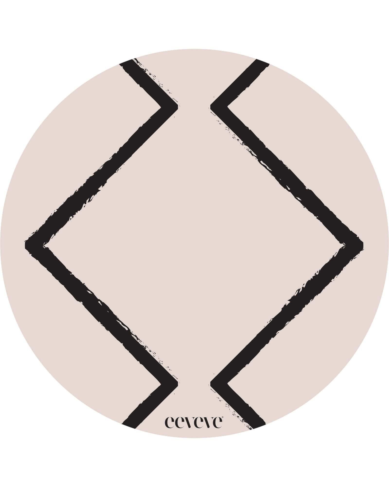Eeveve - 12x Onderleggers Beni - Ecru