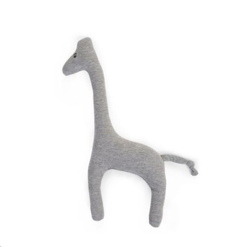 Childhome - Baby Giraf Jersey Grijs