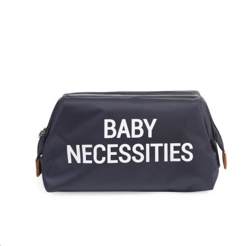 Childhome - Baby Necessities Blauw/Wit