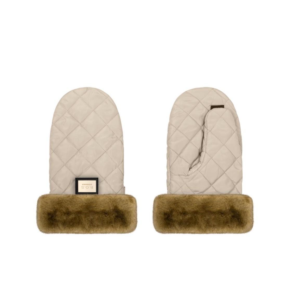 Bjallra - Handschoenen - Creme Diamond