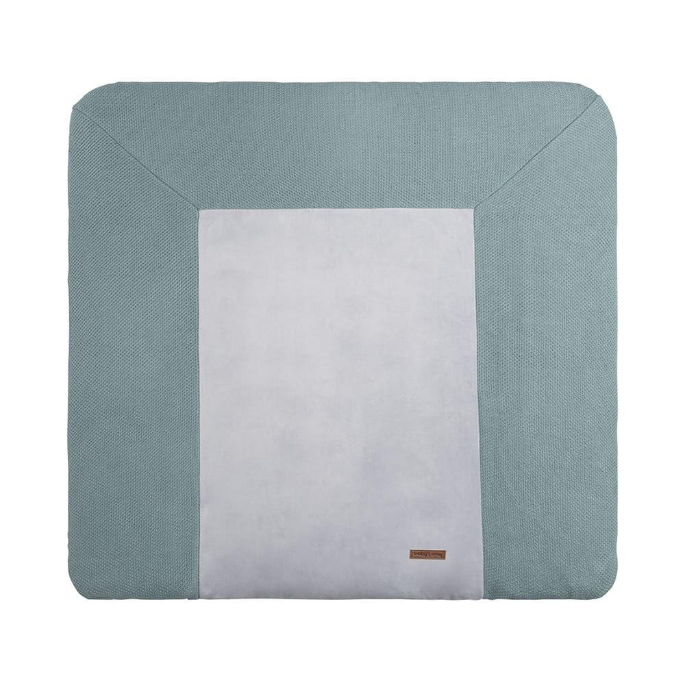 Baby's Only - Aankleedkussenhoes Classic stonegreen - 75x85