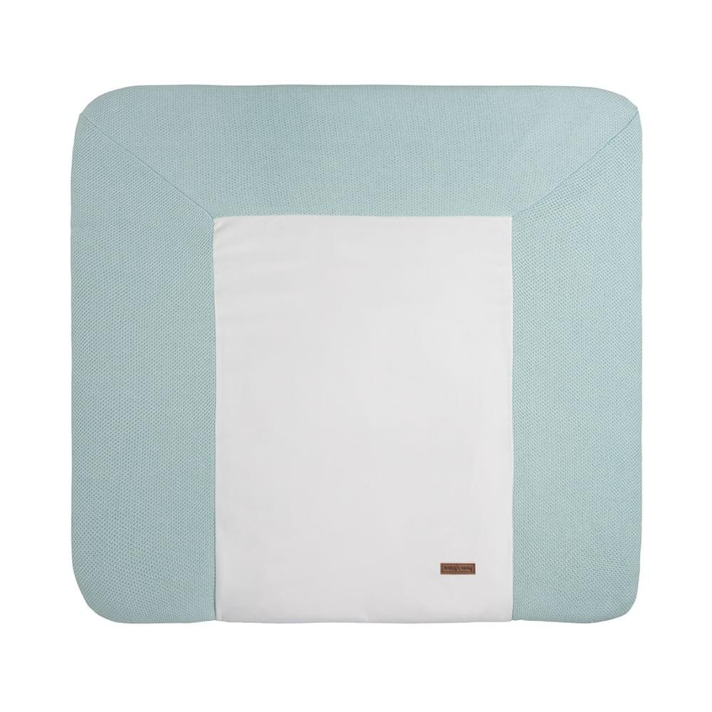 Baby's Only - Aankleedkussenhoes Classic mint - 75x85