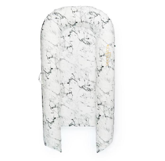 DockATot - Grand Cover Carrara Marble