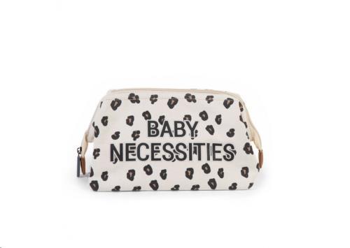 Childhome - Baby Necessities Canvas Leopard