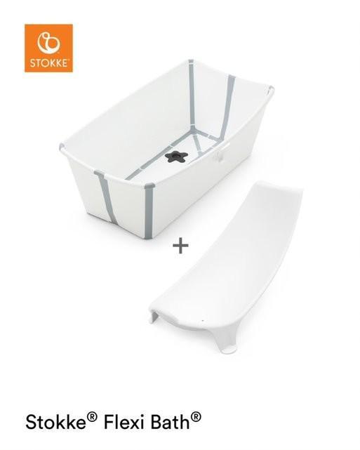 Stokke - Flexi Bath Bundle White