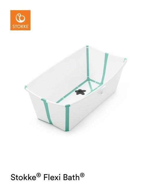 Stokke - Flexi Bath White Aqua