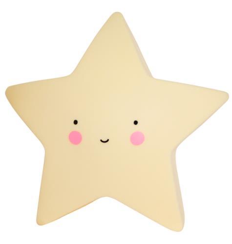 A little lovely company - Little Light: Star - Yellow