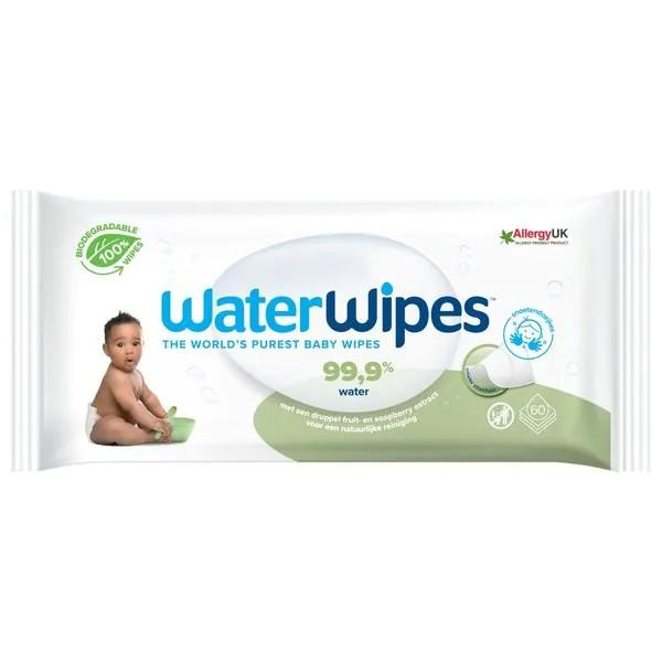 Waterwipes - Soapberry NL 60 pack