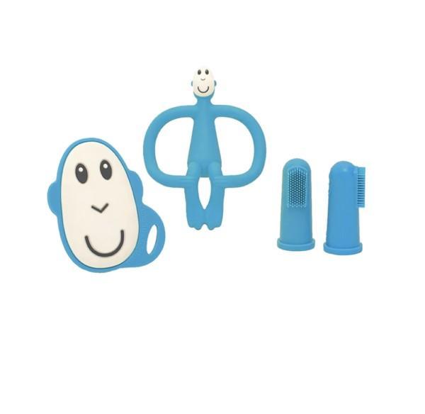 Matchstick Monkey - Starter Set - Blauw