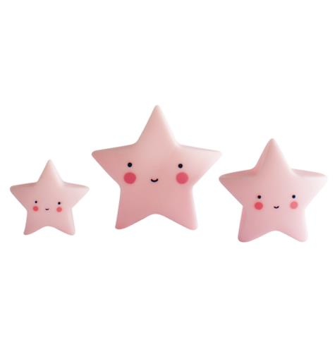 A little lovely company - Minis: Stars - Pink