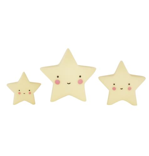 A little lovely company - Minis: Stars - Yellow