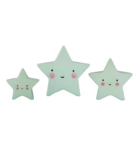 A little lovely company - Minis: Stars - Mint