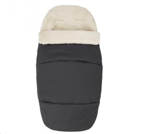Maxi Cosi - 2-in-1 Voetenzak Essential Black