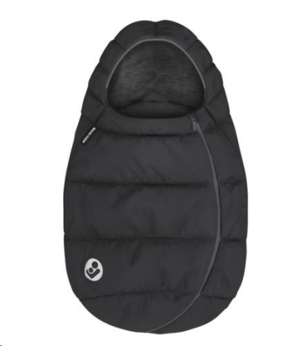 Maxi Cosi - Baby Voetenzak Essential Black