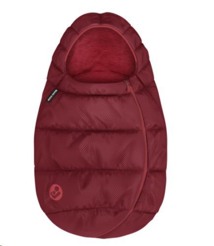 Maxi Cosi - Baby Voetenzak Essential Red
