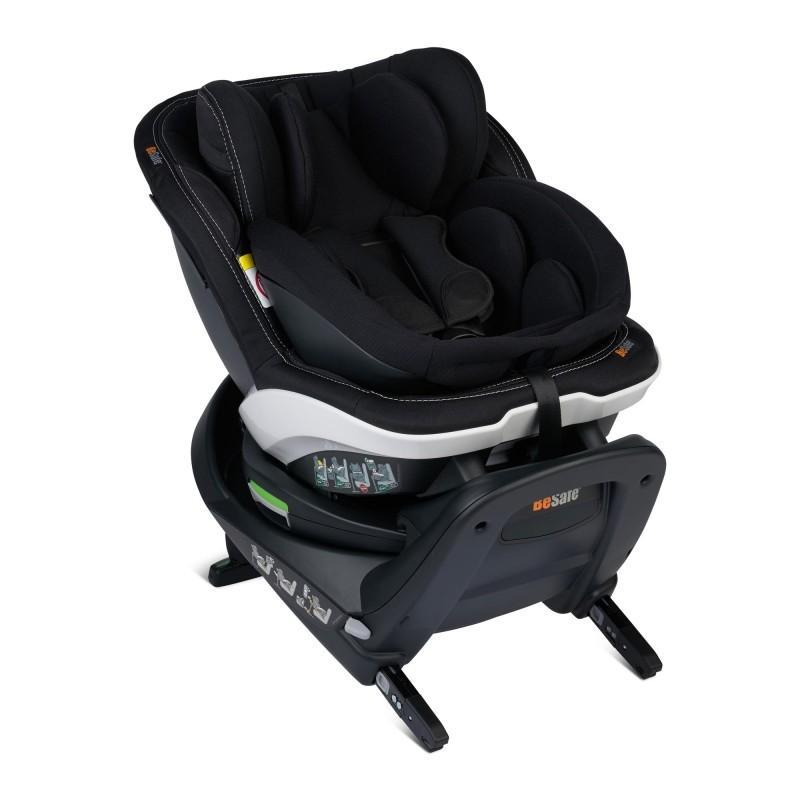 Besafe - iZi Turn B i-Size Premium Car Interior Black