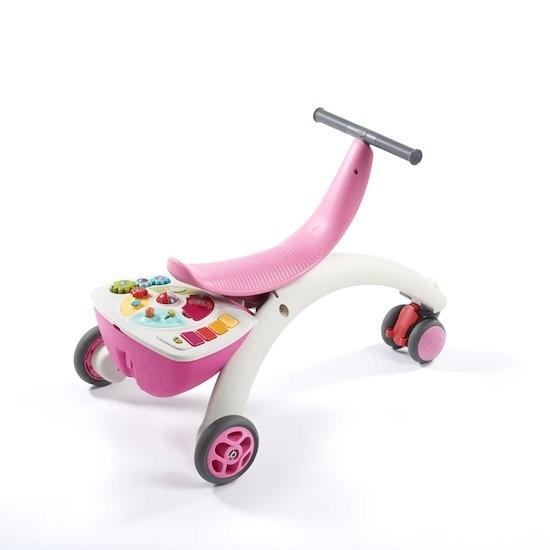 Tiny Love - 5-in-1 Walk Behind & Ride On - Pink