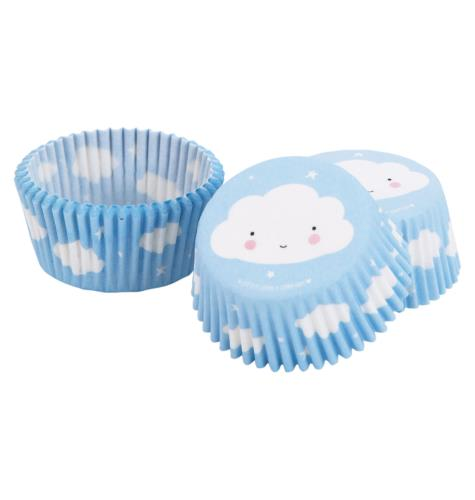 A little lovely company - Cupcake Cases: Cloud