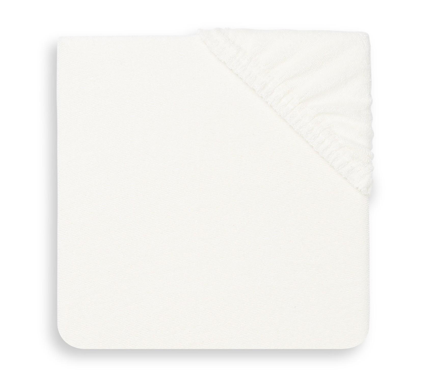 Jollein - Aankleedkussenhoes badstof 50x70cm ivory