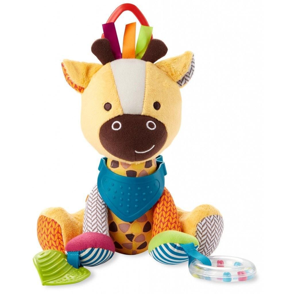 Skip Hop - Bandana Buddies Activity - Girafe