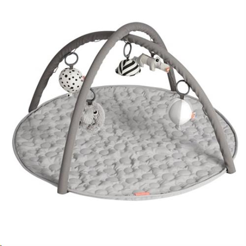 Done by Deer - Activity play mat, grey