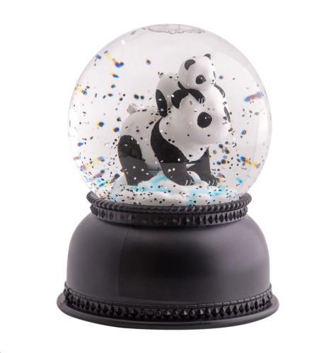 A Little Lovely Company - Snowglobe light: Panda