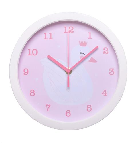A Little Lovely Company - Clock: Swan