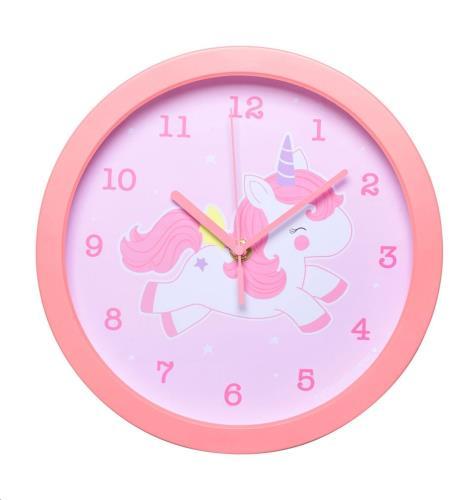 A little lovely company - Clock: Unicorn