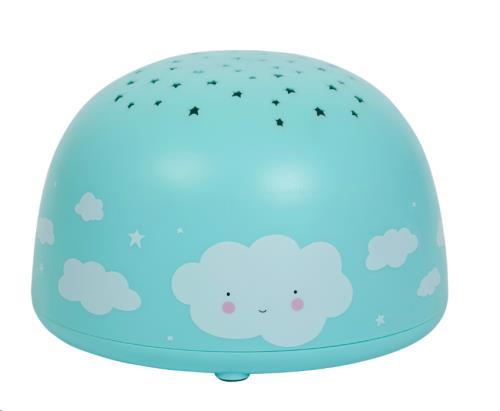 A Little Lovely Company - Projector light: Cloud