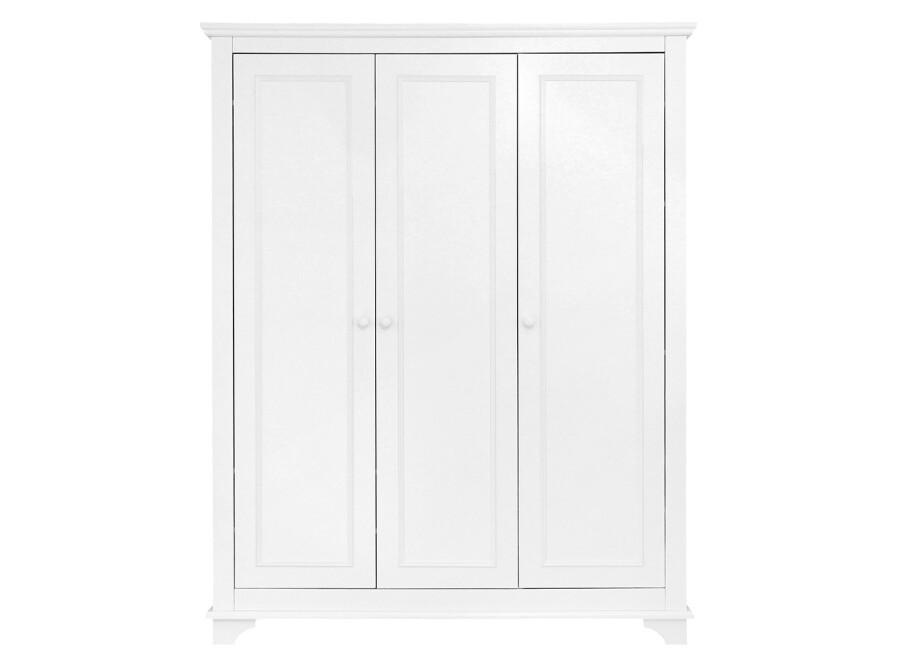 Bopita - 3-deurskast Charlotte Wit