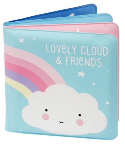 A little lovely company - Bath Book: Cloud & Friends
