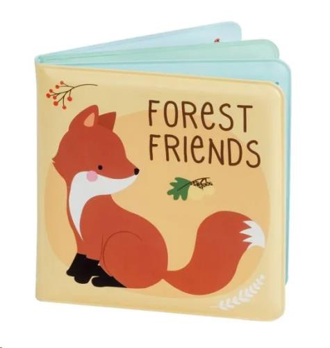 A little lovely company - Bath Book: Forest Friends