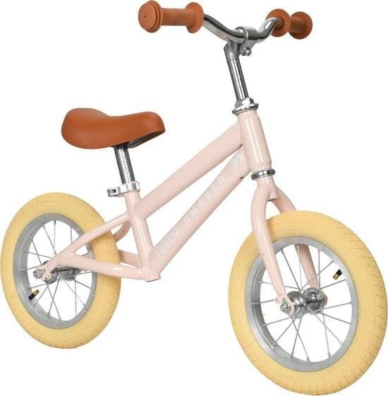 Tryco - Balance - Bike - Pink